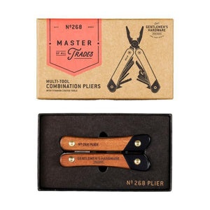 GENTLEMANS HARDWARE PLIER MULTI-TOOL Main 3