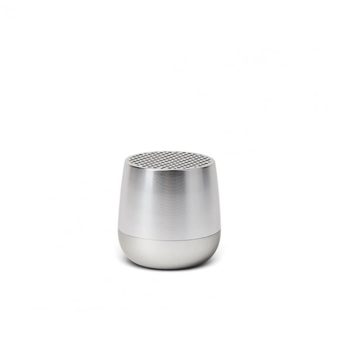 Lexon Mino Speaker Polished Aluminium Main