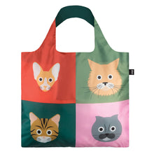 Load image into Gallery viewer, LOQI Shopping Bag Cats & Dogs Collection Cats Online Store Sydney Australia
