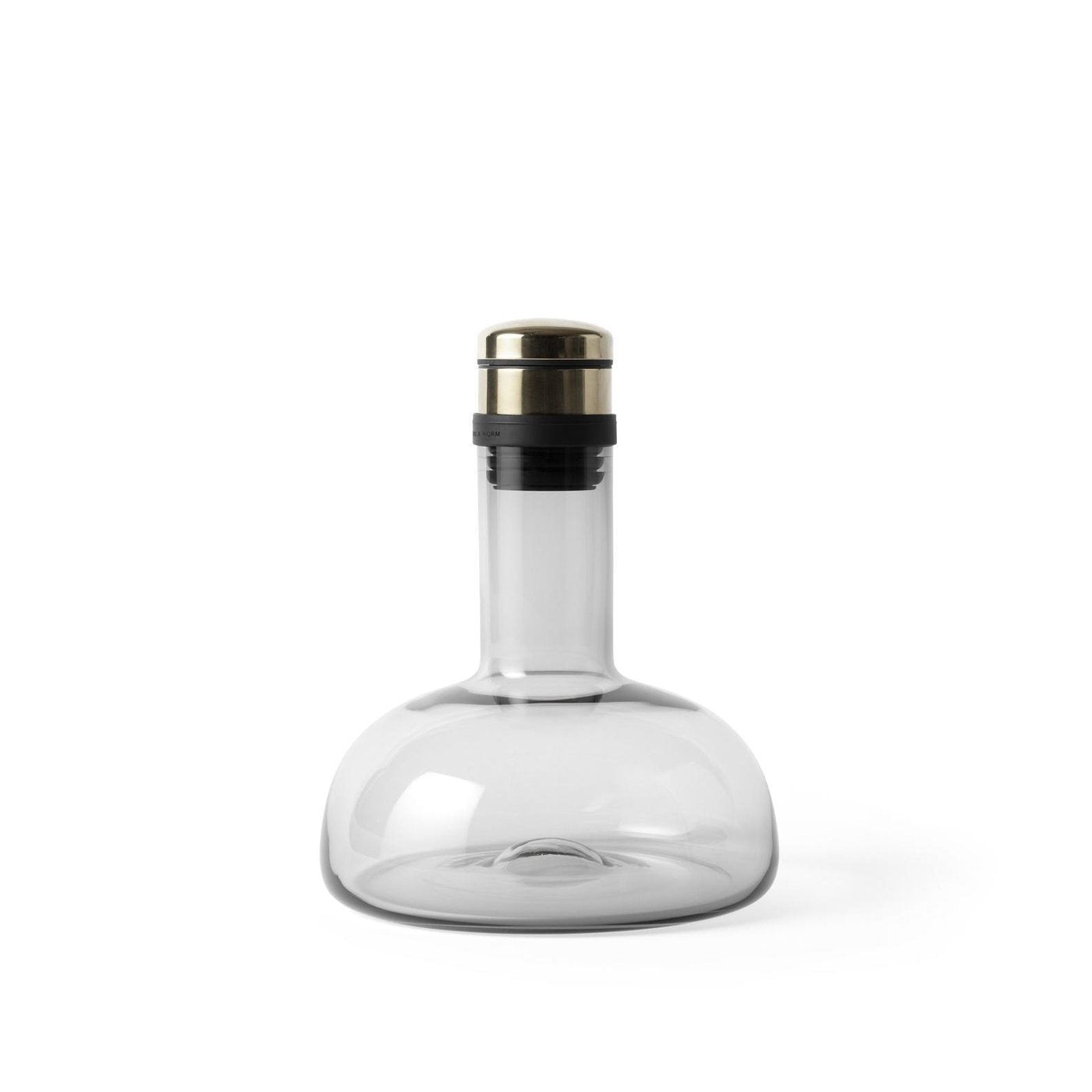 MENU | Wine Breather Carafe Brass
