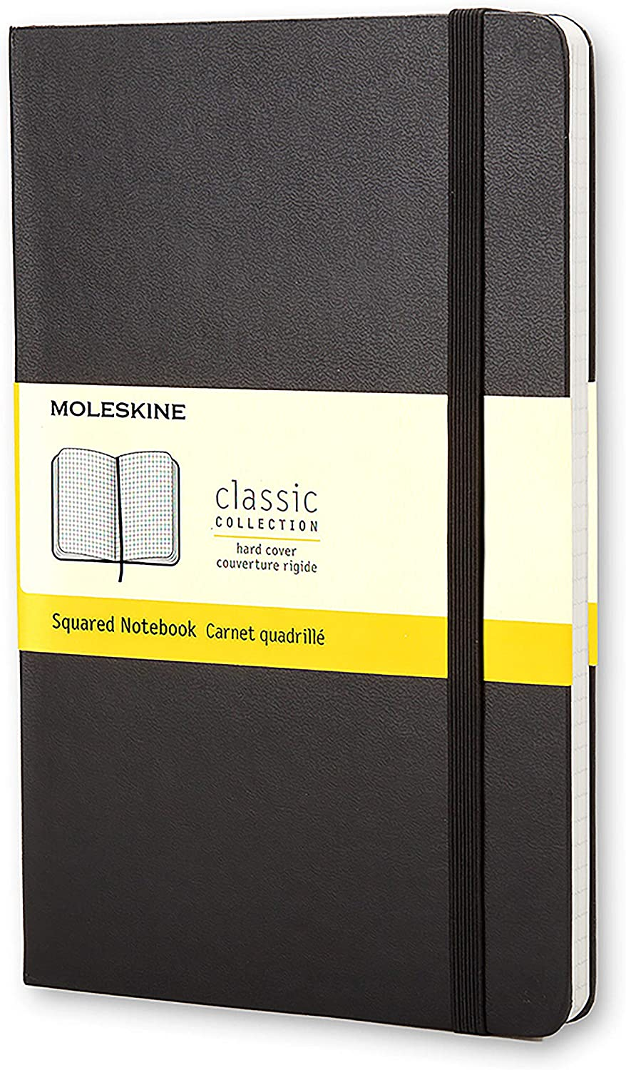 Moleskine Classic Notebook Grid Large QP061 Main