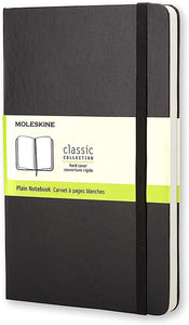 Moleskine Classic Notebook Plain Large QP062 Main