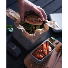 Load image into Gallery viewer, MONBENTO | MB Original Square Lunch Box - Cotton