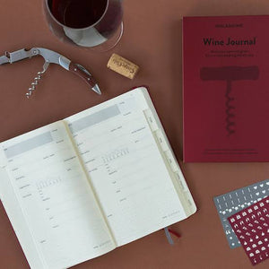 Moleskine Passion Wine Journal Lifestyle