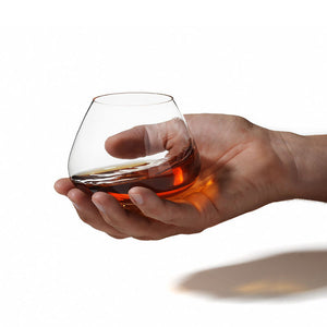 Normann Copenhagen Cognac Glasses Lifestyle