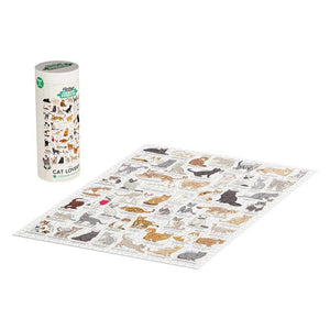 Ridley's Jigsaw Puzzle Cat Lovers Main2