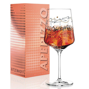 RITZENHOFF Aperizzo Aperitif Glass Virginia Romo main01