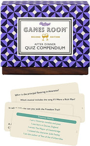 Ridley's Games Room After Dinner Quiz Compendium  Main 2