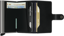 Load image into Gallery viewer, Secrid Miniwallet Original Black Open