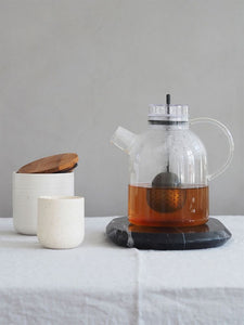Menu Glass Kettle Teapot With Tea Egg Infuser - 1.5 litre Norm Architects Scandinavian Design