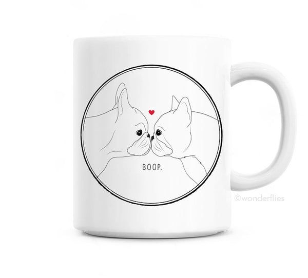 French Bulldog Boop - Love Mug