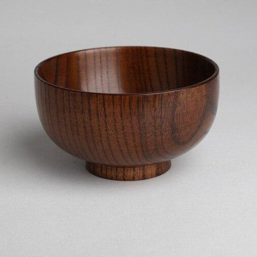 Bamboo bowl for an exquisite tea ceremony