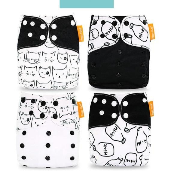Reusable, adjustable, affordable underwear diapers!