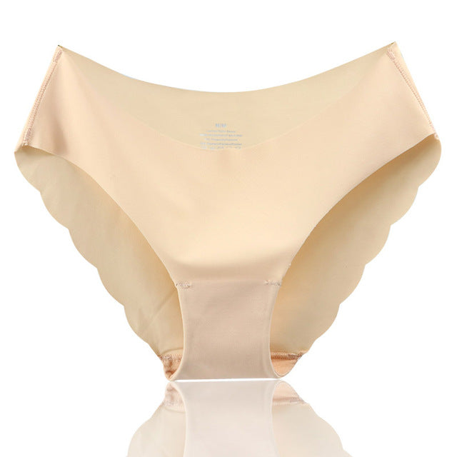 Culotte invisible ultra-mince en fibres de bambou / Lot de 3!