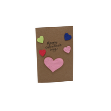 Load image into Gallery viewer, Handmade Valentine's Cards that GROW! - The Garden Foundation