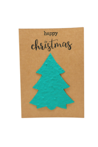 Handmade Holiday Greeting Cards that GROW! - The Garden Foundation