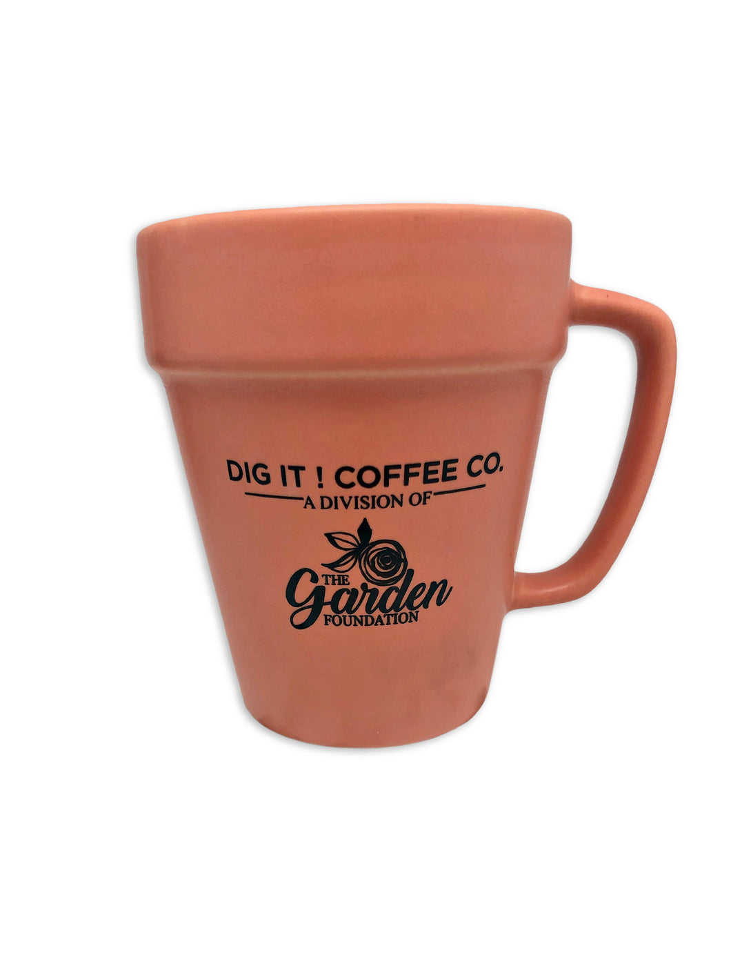 Dig It! Coffee Mug - The Garden Foundation