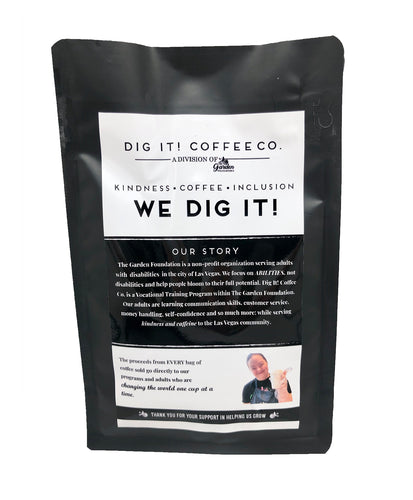 Dig It! Coffee (Whole Bean) - Box of Sunshine