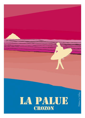 Affiches La Palue Rouge