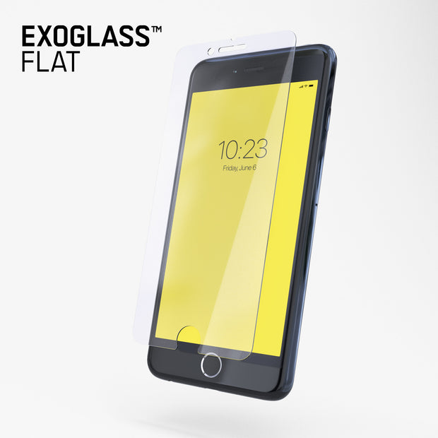 Exoglass™ Flat | iPhone 6/7/8 Plus
