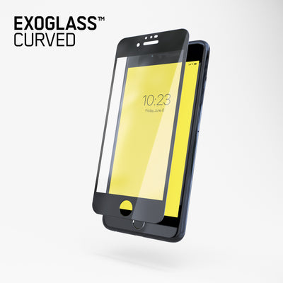 Exoglass™ Curved | iPhone 6/7/8/SE