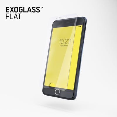 Exoglass™ Flat | iPhone 6/7/8/SE