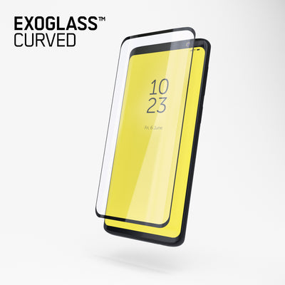 Exoglass™ Curved | Samsung Galaxy Note 9