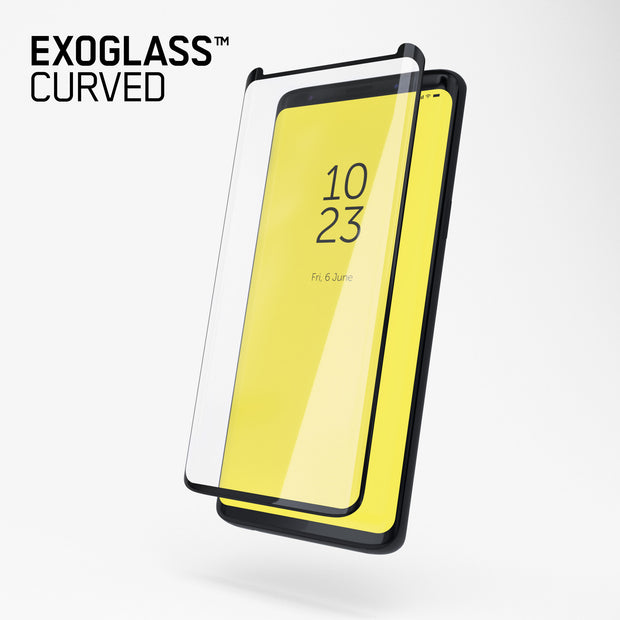 Exoglass™ Curved | Samsung Galaxy S9+