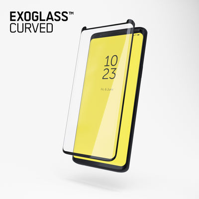Exoglass™ Curved | Samsung Galaxy S8