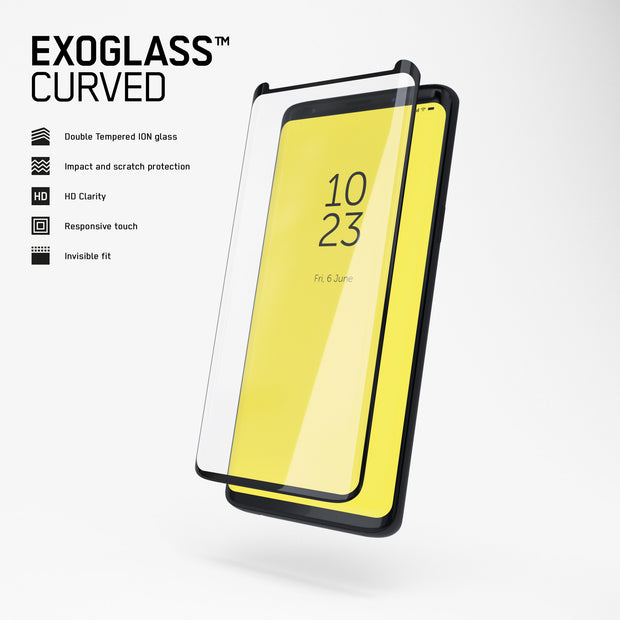 Exoglass™ Curved | Samsung Galaxy S10