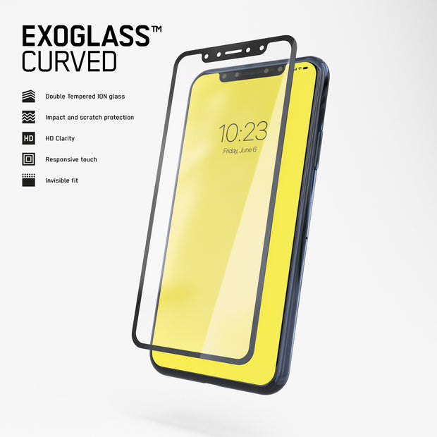 Exoglass™ Curved | iPhone 11 Pro Max / Xs Max