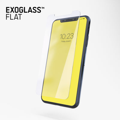 Exoglass™ Flat | iPhone 11 Pro Max / Xs Max