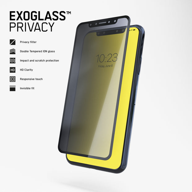 Exoglass™ Privacy | iPhone 11 Pro Max / Xs Max