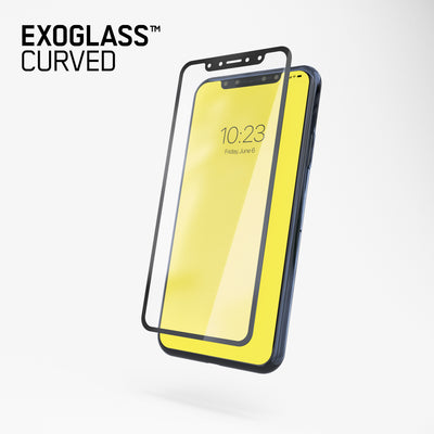 Exoglass™ Curved | iPhone X/Xs