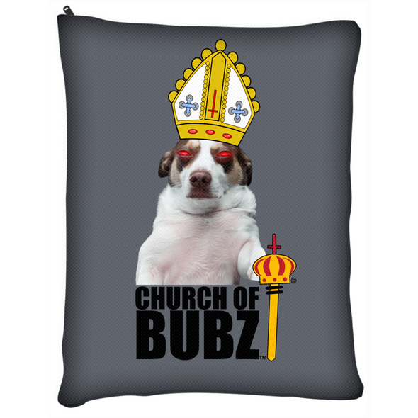 Church of Bubz Dog Bed