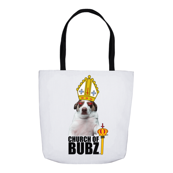 Church of Bubz Tote Bag