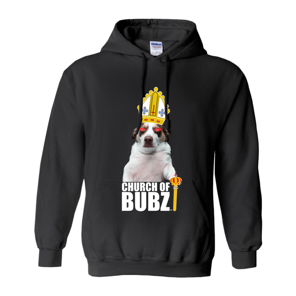 Church of Bubz Hoodie