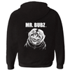 Mr. Bubz Sketch Zip-Up Hoodie