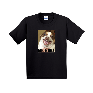 Mr. Bubz Youth Shirt