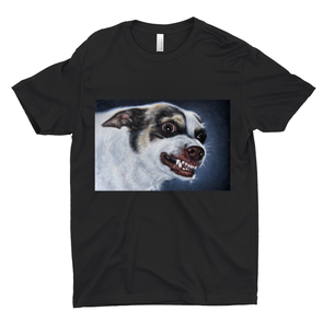 Mr. Bubz Portrait Unisex Shirt