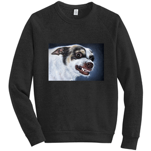 Mr. Bubz Portrait Sweatshirt