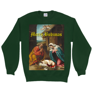 Mr. Bubz Nativity Sweatshirt