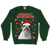 Mr. Bubz Holiday Panties Rain Sweatshirt