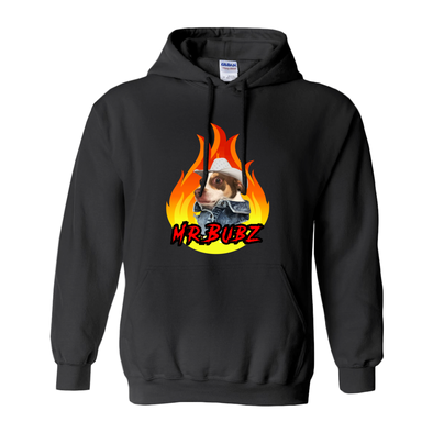 Mr. Bubz Bad Boy Hoodie