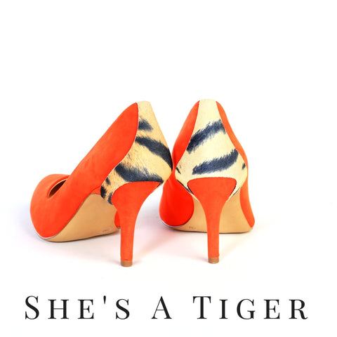 She's a Tiger