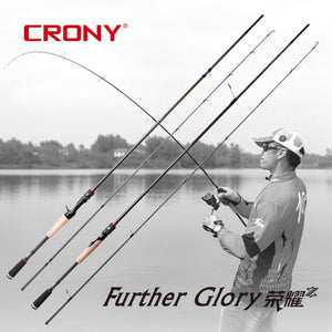 Crony Further Glory Spin/cast (Inside/Outside) NEW 2020
