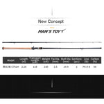 CRONY YU SERIES ROD (OUTSIDE)(INSIDE)