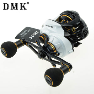 Reel Bait caster D.M.K. BLACK MAMBA NEW 2020