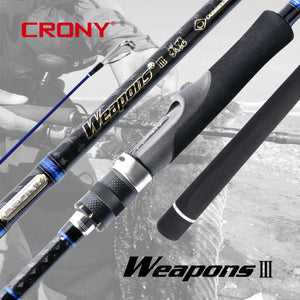 Crony Weapons III Saltwater Spin Edition (Inside/Outside)