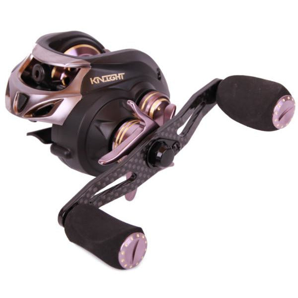 Reel Baitcaster D.M.K. KNIGHT. NEW 2020 MODEL